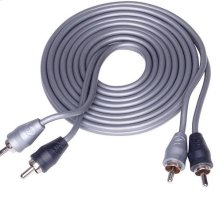 Twisted 6 foot RCA