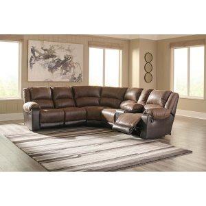 Ashley Furniture Nantahala - Coffee 6 Piece Sectional