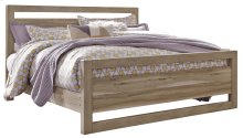 Kianni - Taupe 3 Piece Bed Set (Queen)