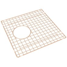 Stainless Copper Wire Sink Grid For Rss1515 Stainless Steel Sink