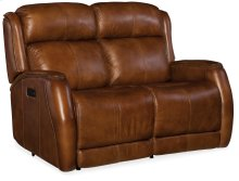 Living Room Emerson Power Loveseat with Power Headrest
