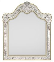 Bedroom Swirl Venetian Mirror Product Image
