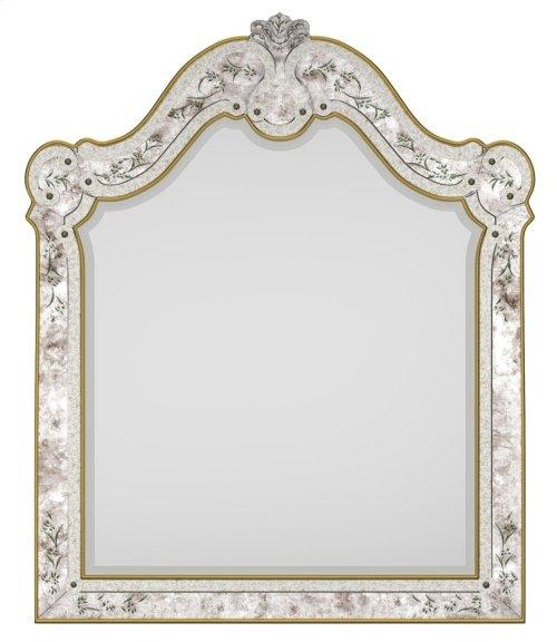 Bedroom Swirl Venetian Mirror