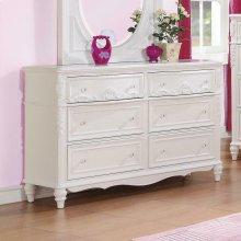 Caroline White Dresser