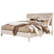 King Panel Bed Frame