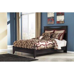 AshleySIGNATURE DESIGN BY ASHLEYZanbury - Merlot 2 Piece Bed Set (Queen)