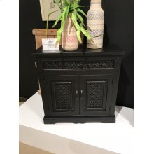 "Decker 32"" Console-antique Black"