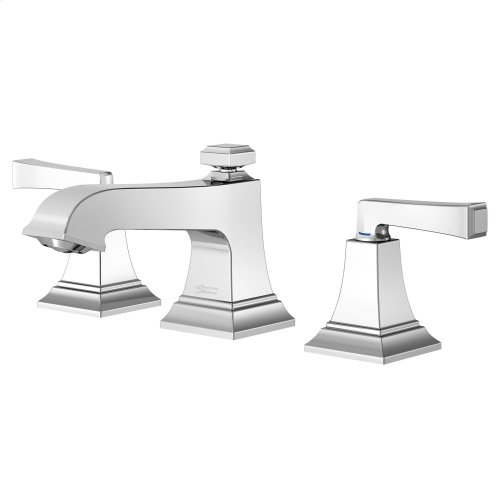 Town Square S Widespread Faucet with Red/Blue Indicators  American Standard - Polished Chrome