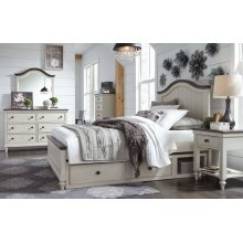 Brookhaven Youth Panel Bed, Full 4/6