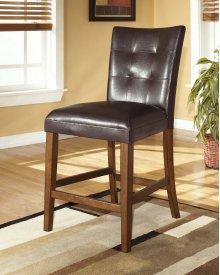 Lacey - Medium Brown Set Of 2 Dining Room Barstools