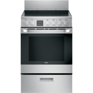 "Haier Appliance24"" 2.9 Cu. Ft. Electric Range"