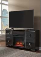 Amrothi - Black 2 Piece Entertainment Set Product Image