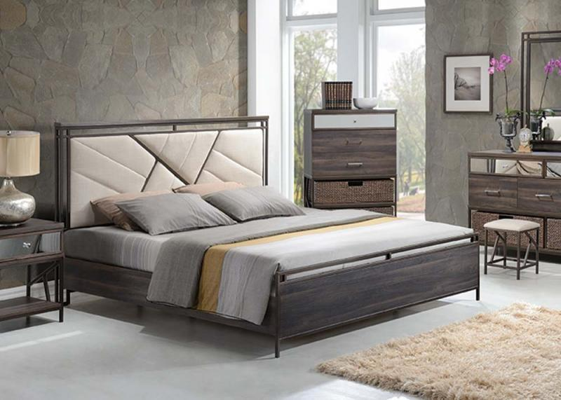 Acme Furniture Inc Adrianna Queen Bed