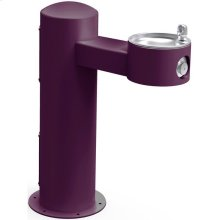 Elkay Outdoor Fountain Pedestal Non-Filtered Non-Refrigerated, Purple
