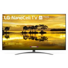 LG Nano 9 Series 4K 55 inch Class Smart UHD NanoCell TV w/ AI ThinQ® (54.6'' Diag)