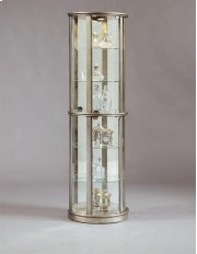 Glass Door Curio Product Image