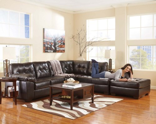 Alliston 8 Piece LAF Sectional Room To Go -