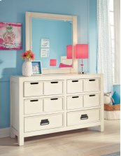 Blinton - White 2 Piece Bedroom Set