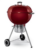 One-Touch GOLD Charcoal Grill - 22.5 inch Crimson Product Image