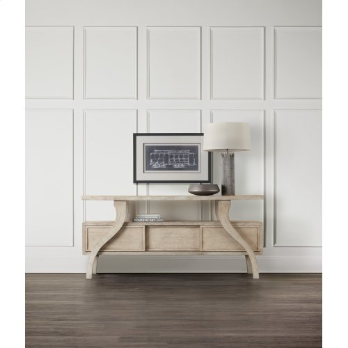 Living Room Refuge Accent Console Table