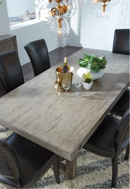 Winston Dining Table 82""