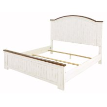 King/Cal King Panel Footboard