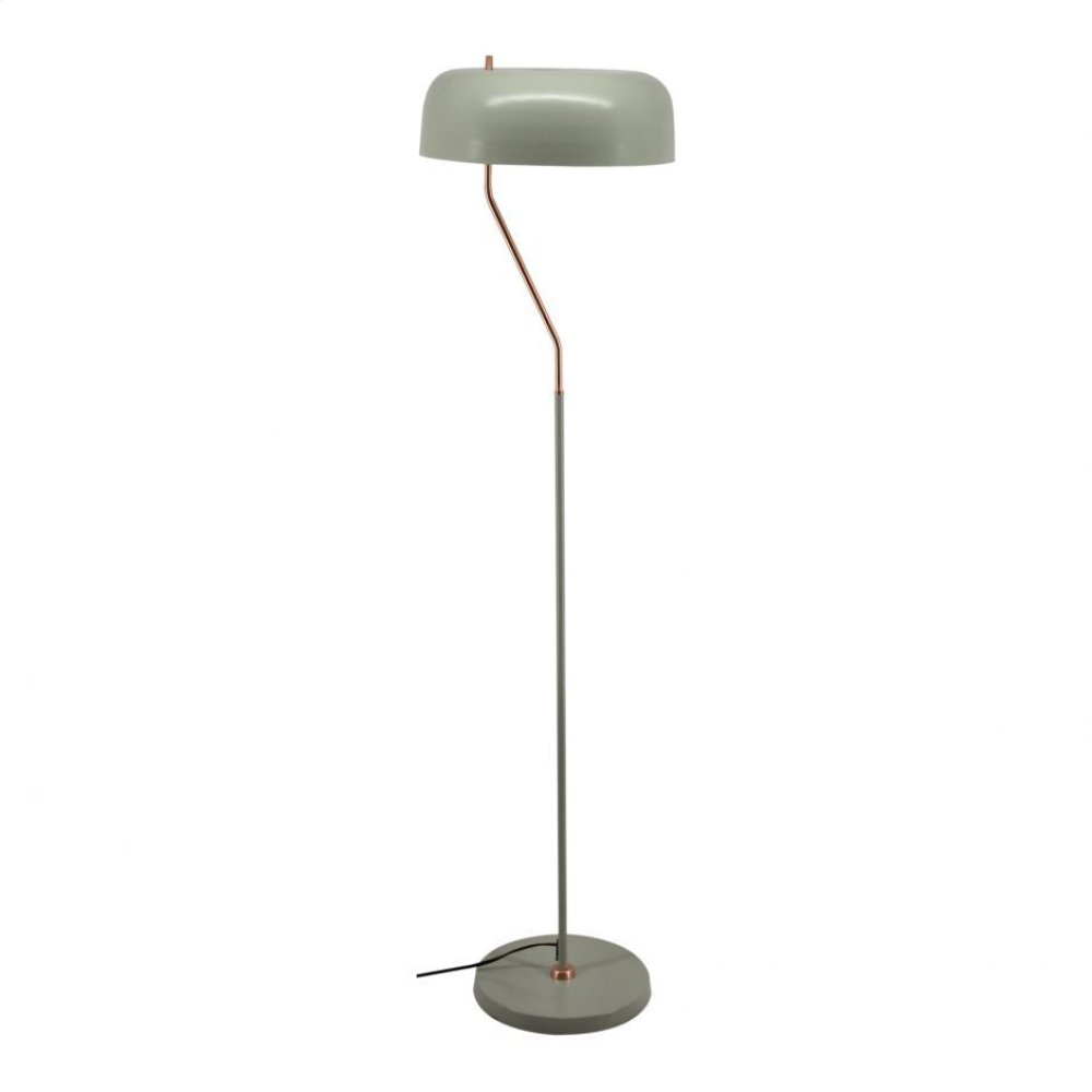 Alva Floor Lamp Grey Large