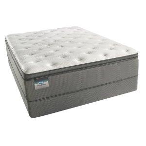 SimmonsBeautySleep - Emerald Rose - Pillow Top - Plush - Cal King