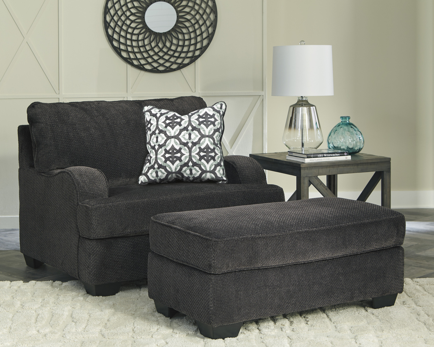 1410123ashley Furniture Chair And A Half Westco Home