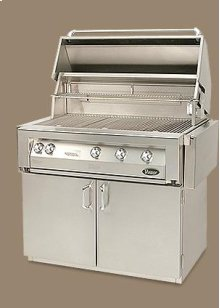 "Vintage 42"" Luxury Gas Grill - Built-in Model"