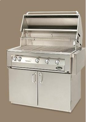 "Vintage 42"" Luxury Gas Grill - Built-in Model"
