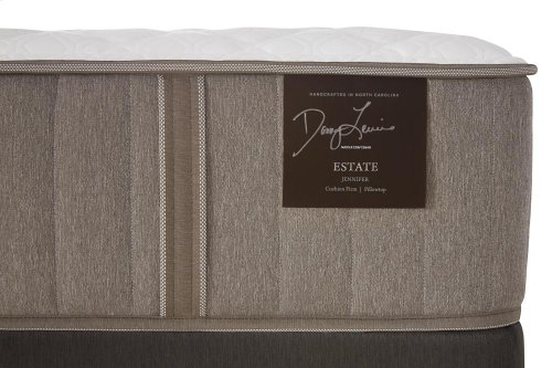 Estate Collection - Scarborough - Euro Pillow Top - Plush - Full
