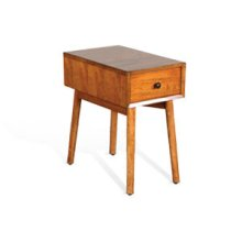 American Modern Chair Side Table