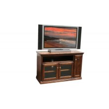 "A-T237 Traditional Alder 48"" TV Console"