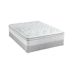 Posturepedic - Classic Series - Level S4 - Cushion Firm - Euro Top - Queen