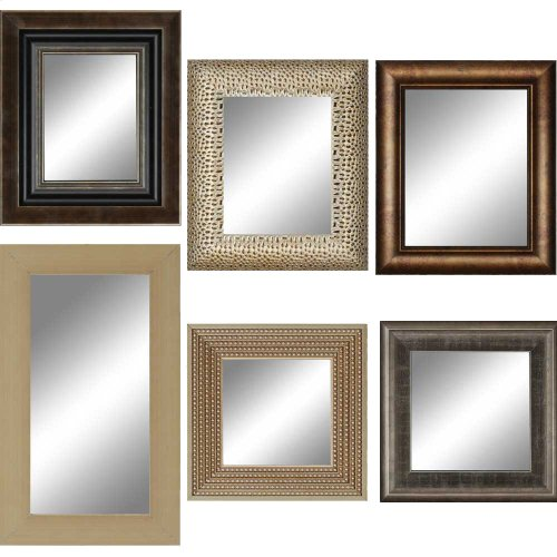 Mirrors Assorted Pk/6