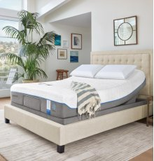 TEMPUR-Cloud Collection - TEMPUR-Cloud Supreme Breeze 2.0 - Twin XL - Mattress Only