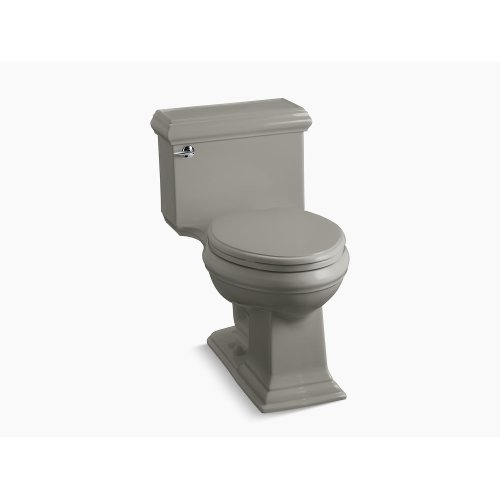 Cashmere Comfort Height One-piece Elongated 1.28 Gpf Toilet With Aquapiston Flushing Technology and Left-hand Trip Lever