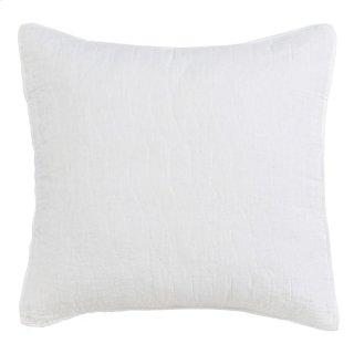 Cressida White Euro Sham 26x26