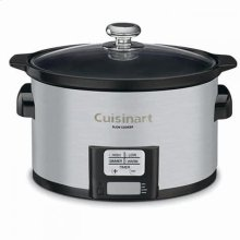 3.5 Quart Programmable Slow Cooker