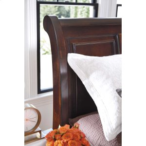 Ashley Furniture King/cal King Sleigh Headboard