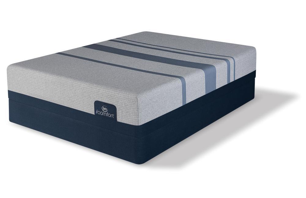 IComfort   Blue Max 1000   Tight Top   Cushion Plush   Queen