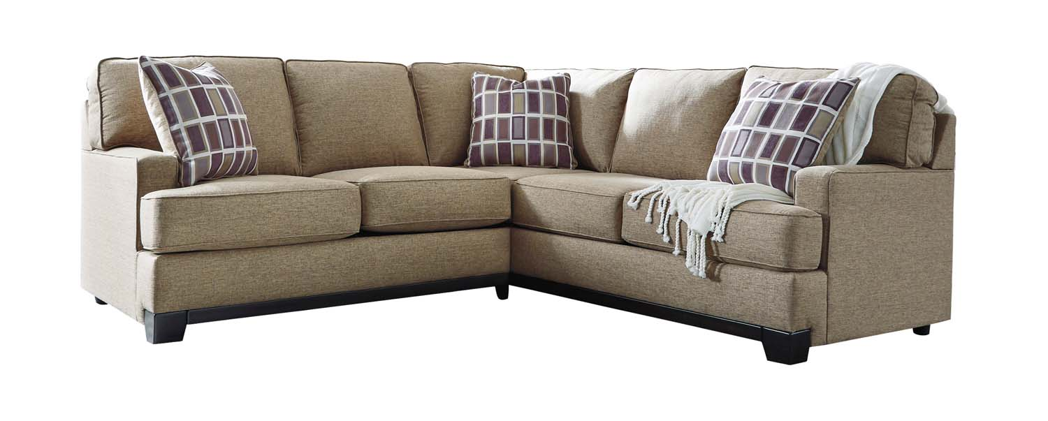 Larkhaven   Amber 2 Piece Sectional