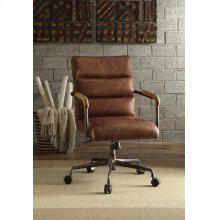 BROWN OFFICE CHAIR
