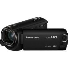 Full HD Camcorder with WiFi, Built-in Multi Scene Twin Camera and 50x Stabilized Optical Zoom HC-W580K