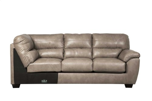2-Piece Sectional with LAF Loveseat