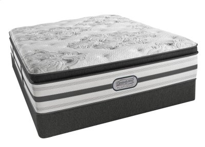 Beautyrest - Platinum - Hybrid - Sun Chaser - Plush - Pillow Top - Queen Product Image