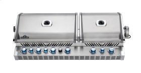 """OUTSTANDING DEAL! - SAVE OVER $1,000 -  BRAND NEW Napoleon 53"""" Built-in Prestige PRO™825 with rear and internal infrared burners."""