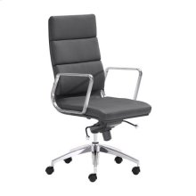 Engineer High Back Office Chair Black