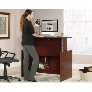 SauderSit/Stand Desk